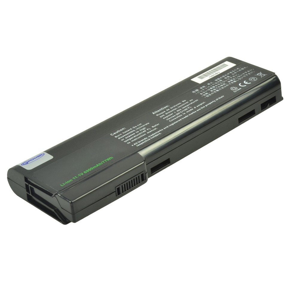 HP Elitebook 8470P - Replacement Laptop Battery 9 Cell