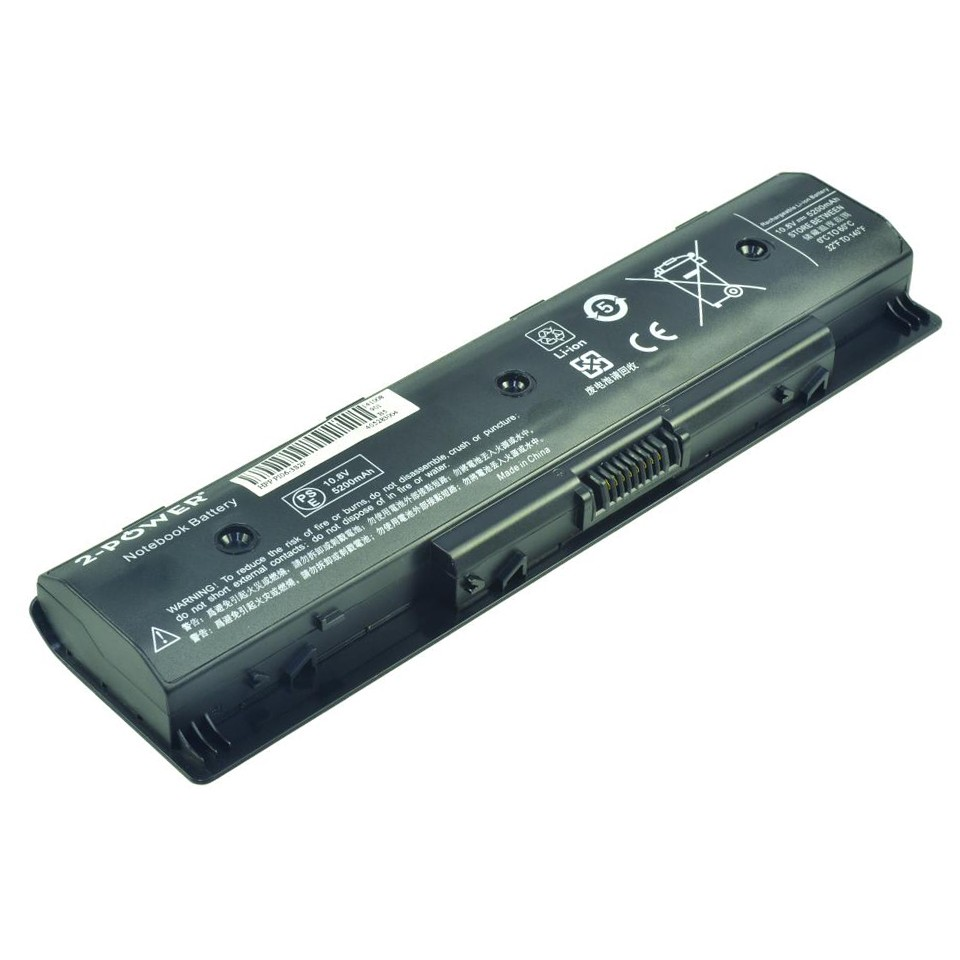 Hp Envy 17 J130ea Replacement Laptop Battery 6 Cell